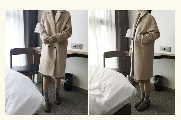 crimi double coat