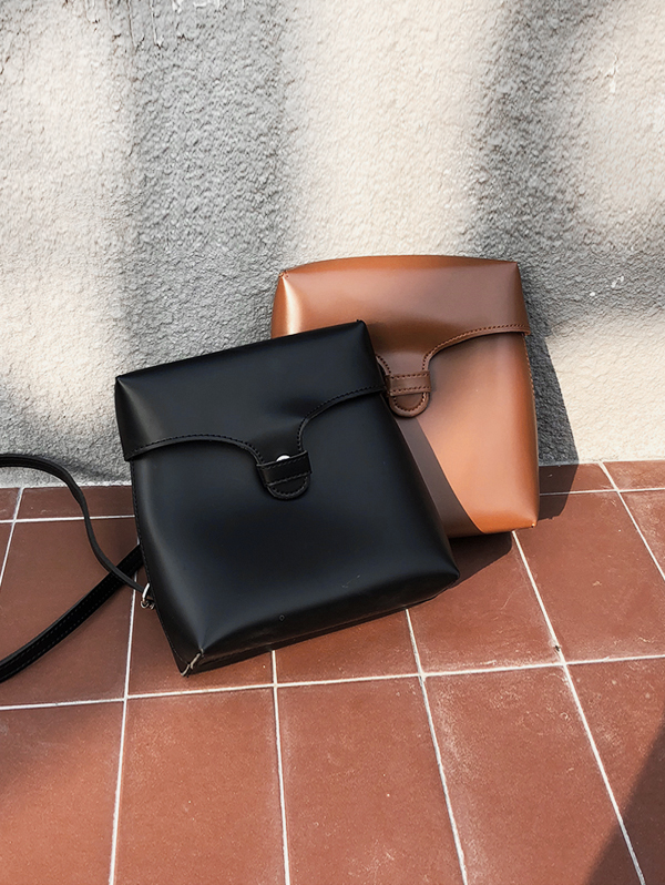 Lemaire cross bag - 2 color