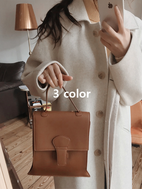 square belt bag - 3 color
