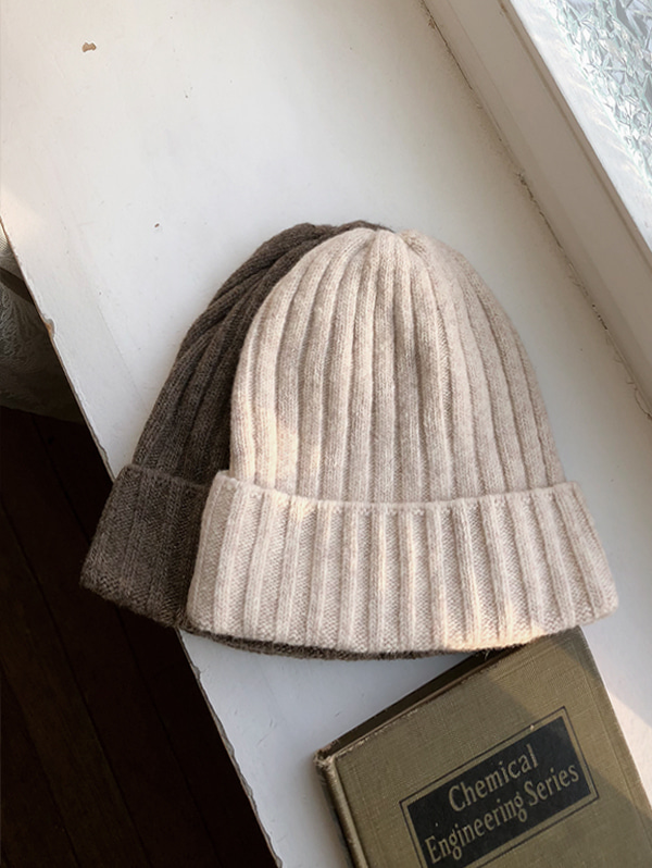 Wool 70% Daily beanie  - 3 color